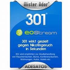 eostream bdlc 301 gegen nikotingeruch geruch nikotin