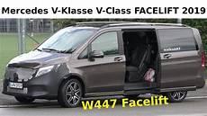 Mercedes Erlk 246 Nig V Klasse Facelift 2019 W447 V Class