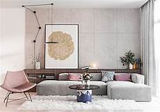 wohnzimmer rosa grau 40 grey living rooms that help your lounge look