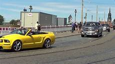 us car convention dresden 2016 city cruise