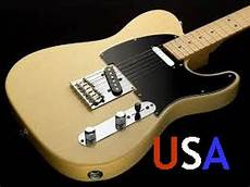 Fender Telecaster Made In The Usa Best Guitar For The