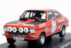 Opel Kadett B Coup 233 Rallye 1900 Rac Rally 1969 Opel Rally