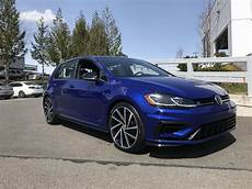 I Am In With This Color 2018 Golf R Lapiz Blue