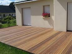 Monter Une Terrasse En Bois
