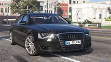 2010 audi a8 l w12 quattro add on 1 1 for gta 5