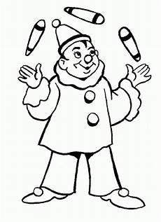 zirkus ausmalbilder jongleur tiffanylovesbooks