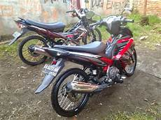 Modifikasi Jupiter Mx by Modifikasi Jupiter Mx Simple Thecitycyclist