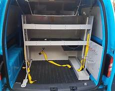 vw caddy racking racking storage shelving ex gas in ilkeston derbyshire gumtree