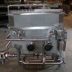 stainless steel fabrication and components sms sheet metal specialties fall river wi