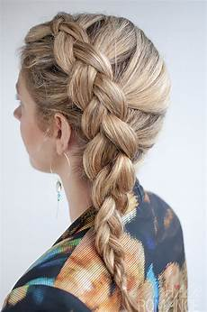 how to braid your own hair beautydiagrams