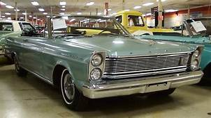 1965 Ford Galaxie 500 XL Convertible 352 V8  YouTube