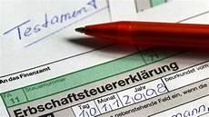 erbschaftsteuer voller freibetrag f 252 r erben im ausland