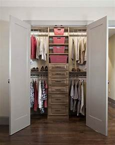 Walk In Closet Designs For Small Spaces