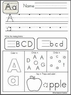 free alphabet letter a writing practice preschool writing kindergarten writing preschool letters