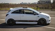 acceleration 0 100 km h opel corsa opc n 220 rburgring edition
