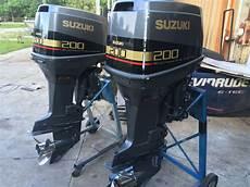 Suzuki 200 Outboard by 200 Hp Suzuki Efi 2 Stroke Outboard Boat Motors For Sale