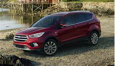 2017 ford kuga revealed as facelifted escape new looks