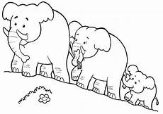 Malvorlagen Baby Elefant Elefanten Malvorlagen Kostenlos Zum Ausdrucken