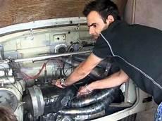 Trabant 800rs Engine Dyno Run Test