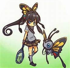 pokemon human form amino
