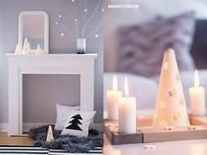 weihnachtsdeko adventskranz aus holz und beton