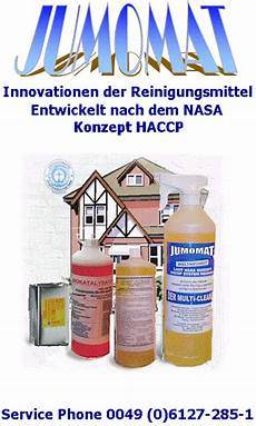 Putz Für Bad - reinigungsmittel center jumbocleaner jumomat werksverkauf