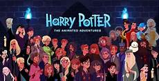 harry potter as a disney like animated series