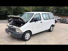 how to learn about cars 1996 ford aerostar security system 1996 ford aerostar xlt 3 0l cherokee auto group youtube