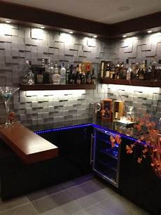 Small Bar In Living Room