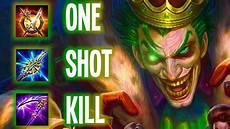 killer adc will help you win joker 1shot build arena