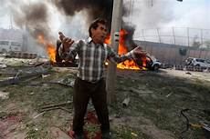afghan news 90 killed as sewage tanker bomb rips through