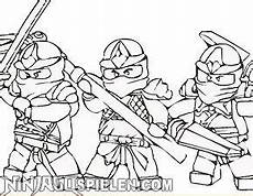 ausmalbilder ninjago lego ninjago