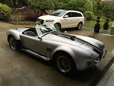 AC Cobra 427 Professionally Built Kit Car By Classic