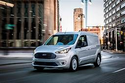 2020 Ford Transit Connect Cargo Van Review Trims Specs