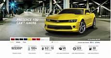 Chevrolet Camaro Konfigurator - configure your 2014 chevrolet camaro autoevolution