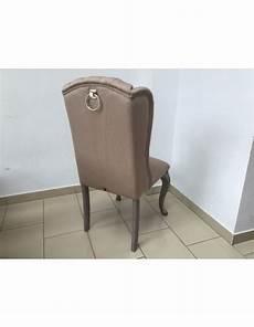 stuhl mit ring stuhl taupe gepolstert in verschiedenen farben stuhl mit