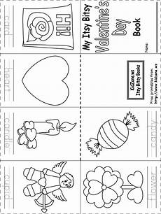 free printable s day worksheets for kindergarten 20458 printable itsy bitsy book s day http www kidzone ws kindergarten learning letters