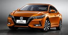 all new nissan sylphy unveiled at 2019 auto shanghai