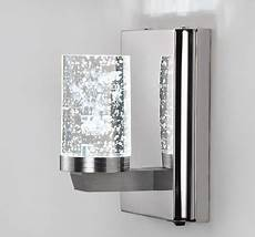 led wall ls electroplating modern led bathroom wall
