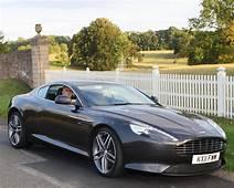 Aston Martin Virage & Vantage S  Car Write UpsCar Ups