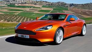 Aston Martin Virage 2012 Goodbye To One Of The Most