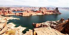 pair of arizona lakes rated among among best lake vacations