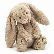 Peluche Lapin Jellycat Beige Bashful Bunny