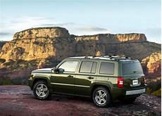 Jeep Patriot Technische Daten Und Kraftstoffverbrauch