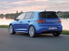 Volkswagen Golf Vi R 5 Doors 2009 2010 2011 2012