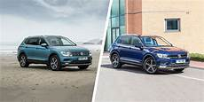 Vw Tiguan Vs Tiguan Allspace Which Is Best Carwow