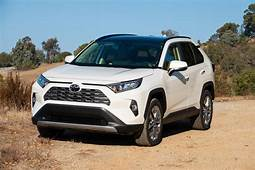 2019 Toyota RAV4 First Drive Review RAV For All And