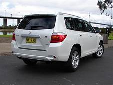 Toyota Kluger Review & Road Test  Photos CarAdvice