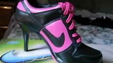 nike high heel shoes youtube