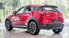 Gallery Mazda Cx 3 Facelift In Malaysia More Kit For